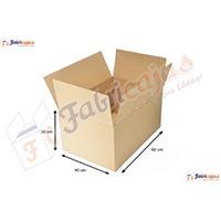 caja de carton regular