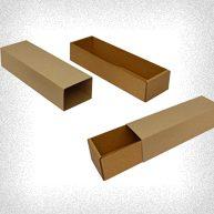 caja con diseño especial