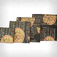 caja de carton para pizza